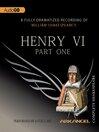Henry VI, Part 1 (MP3)
