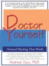Doctor Yourself (MP3): Natural Healing That Works