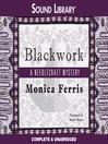 Blackwork (MP3): Needlecraft Mystery Series, Book 13