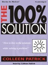 The 100% Solution (MP3)