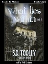 What Lies Within (MP3): Sam Casey Mystery Series, Book 5