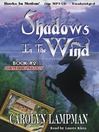 Shadows in the Wind (MP3): Cheyenne Trilogy, Book 2