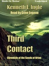 Third Contact (MP3): Contact Series, Book 3