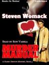 Murder Manual (MP3): Harry James Denton Series, Book 5