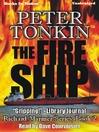 The Fire Ship (MP3): Richard Mariner Series, Book 2