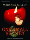 One Small Victory (MP3)