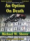 An Option on Death (MP3): Emerson Ward Series, Book 1
