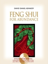 Feng Shui for Abundance (eBook)