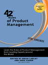 42 Rules of Product Management (eBook): Learn the Rules of Product Management from Leading Experts around the World