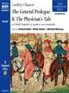 The General Prologue & The Physician's Tale (MP3)