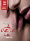 Lady Chatterley's Lover (MP3)