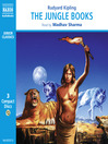 The Jungle Books (MP3): The Jungle Book & The Second Jungle Book