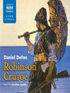Robinson Crusoe (MP3): Retold for Younger Listeners