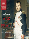 War and Peace, Volume 2 (MP3)