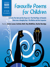 Favorite Poems for Children (MP3)