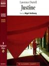 Justine (MP3): The Alexandria Quartet, Volume I