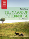 The Mayor of Casterbridge (MP3)