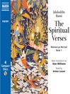The Spiritual Verses (MP3): Masnavi-ye Ma'navi Series, Book 1