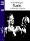 Hamlet (MP3): John Gielgud's Classic 1948 Recording
