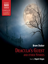 Dracula's Guest and Other Stories (MP3)