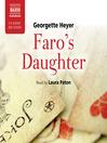 Faro's Daughter (MP3)
