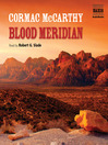 Blood Meridian (MP3)