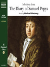 The Diary of Samuel Pepys (MP3)