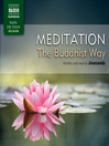 Meditation (MP3): The Buddhist Way