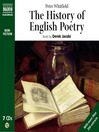 The History of English Poetry (MP3)