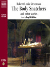 The Body Snatcher and Other Stories (MP3)