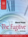 The Fugitive (MP3): Remembrance of Things Past, Volume VI