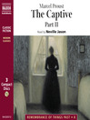 The Captive (MP3): Part 2