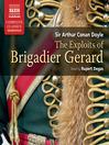The Exploits of Brigadier Gerard (MP3)
