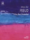 Freud (MP3): A Very Short Introduction