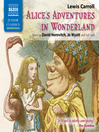 Alice's Adventures in Wonderland (MP3): Alice Series, Book 1