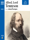 Alfred, Lord Tennyson (MP3)