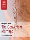 The Convenient Marriage (MP3)