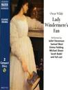 Lady Windermere's Fan (MP3)