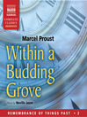 Within a Budding Grove (MP3): Remembrance of Things Past Series, Book 2