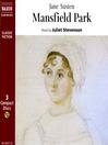 Mansfield Park (MP3)