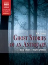 Ghost Stories of an Antiquary (MP3)