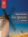 Don Quixote (MP3)