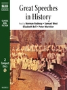 Great Speeches in History (MP3)