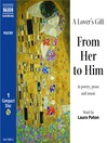 A Lover's Gift (MP3): From Her to Him