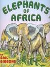 Elephants of Africa (MP3)