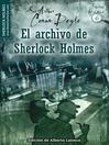 El archivo de Sherlock Holmes (eBook)