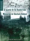 El mastín de los Baskerville y Memorias de Sherlock Holmes (eBook)