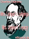 Mrs. Lirriper's Lodgings - Mrs. Lirriper's Legacy (eBook)