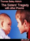 The Sisters' Tragedy with Other Poems (eBook)