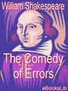 The Comedy of Errors (eBook)